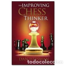 Coleccionismo deportivo: AJEDREZ. THE IMPROVING CHESS THINKER - DAN HEISMAN EDITION 2 REVISED AND EXPANDED. Lote 44917465
