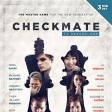 Coleccionismo deportivo: AJEDREZ. CHESS. CHECKMATE. TV SEASON ONE - HOSTED BY ANNA RICHARDSON & SIMON WILLIAMS (3 DVD SET). Lote 192140272