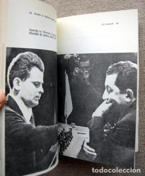 Coleccionismo deportivo: Fischer vs. Spassky. Reykiavik 1972, de C.H.OD. Alexander - Foto 2 - 194748411