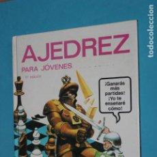 Coleccionismo deportivo: AJEDREZ PARA JOVENES, TORAY 1994. Lote 195319551