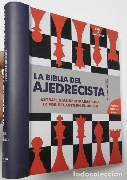 LA BIBLIA DEL AJEDRECISTA - EADE & LAWRENCE (Coleccionismo Deportivo - Libros de Ajedrez)