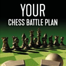 Coleccionismo deportivo: AJEDREZ. YOUR CHESS BATTLE PLAN - NEIL MCDONALD. Lote 195415751