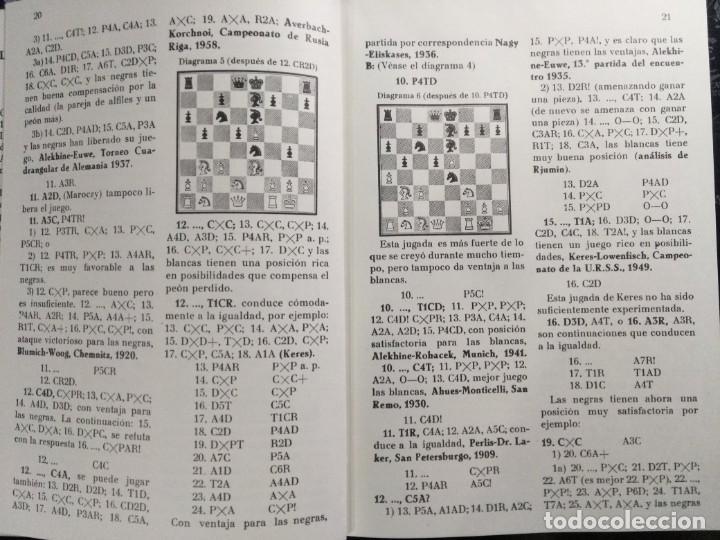 Coleccionismo deportivo: Libro ajedrez La Apertura Española tomo I. Envio gratis! - Foto 3 - 195534005