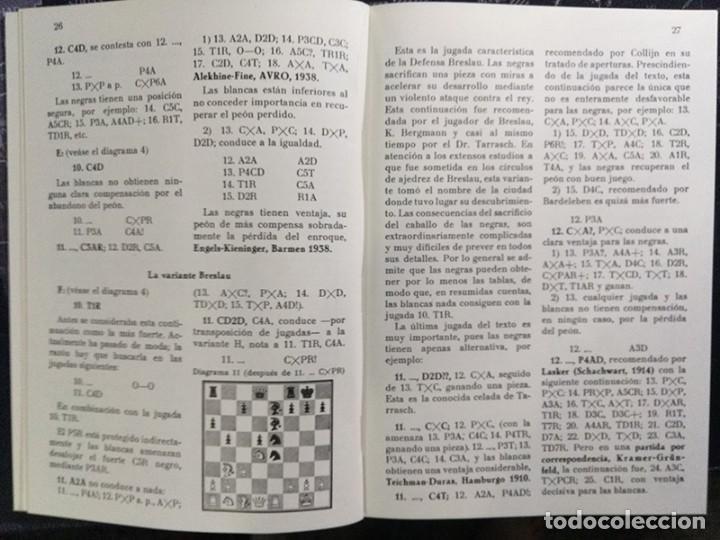 Coleccionismo deportivo: Libro ajedrez La Apertura Española tomo I. Envio gratis! - Foto 4 - 195534005