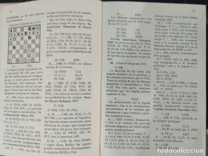 Coleccionismo deportivo: Libro ajedrez La Apertura Española tomo 2. Envio gratis! - Foto 3 - 195534106