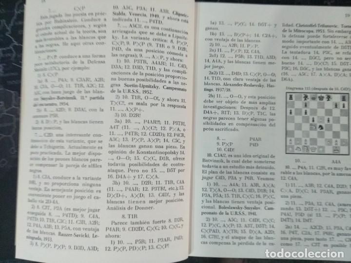 Coleccionismo deportivo: Libro ajedrez La Apertura Española tomo 2. Envio gratis! - Foto 4 - 195534106