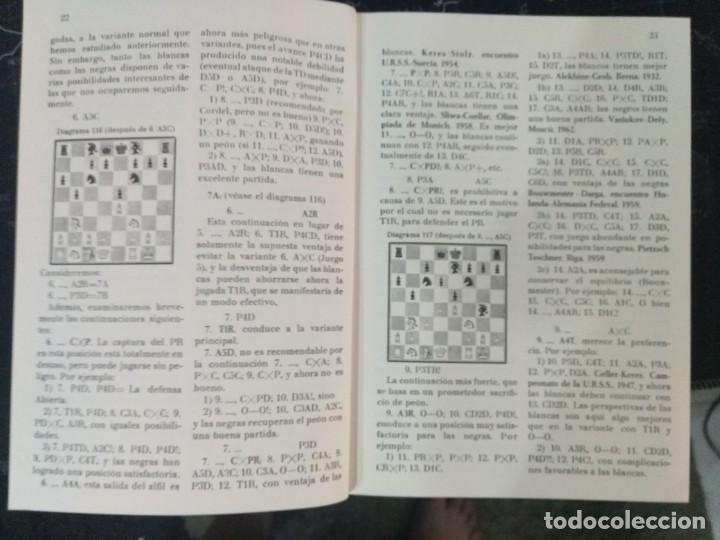 Coleccionismo deportivo: Libro ajedrez La Apertura Española tomo 2. Envio gratis! - Foto 5 - 195534106