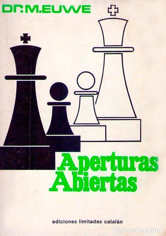LIBRO AJEDREZ APERTURAS ABIERTAS. ENVIO GRATIS (Coleccionismo Deportivo - Libros de Ajedrez)