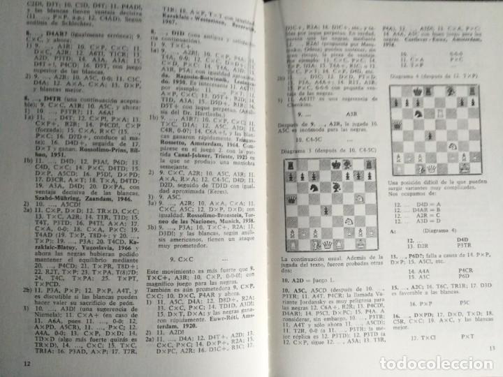 Coleccionismo deportivo: Libro ajedrez Aperturas Abiertas. Envio gratis - Foto 2 - 195534341