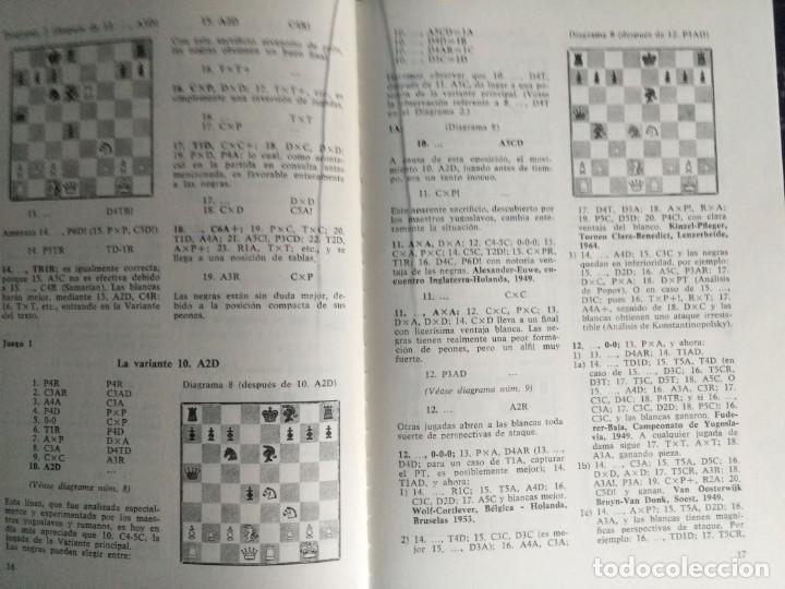 Coleccionismo deportivo: Libro ajedrez Aperturas Abiertas. Envio gratis - Foto 3 - 195534341