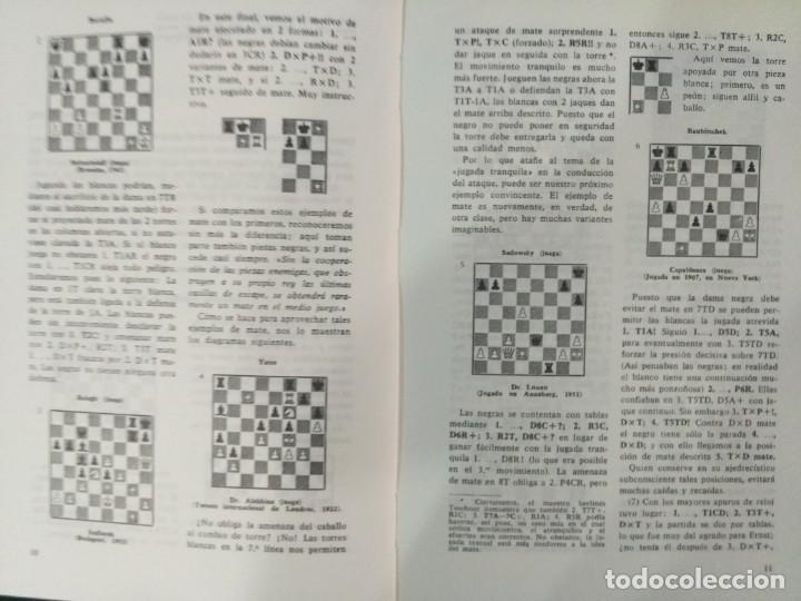 Coleccionismo deportivo: Libro Combinaciones en ajedrez. Envio gratis! - Foto 2 - 195534520
