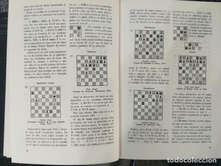 Coleccionismo deportivo: Libro Combinaciones en ajedrez. Envio gratis! - Foto 4 - 195534520