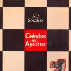 Coleccionismo deportivo: LIBRO CELADAS EN AJEDREZ. ENVIO GRATIS!. Lote 195534726