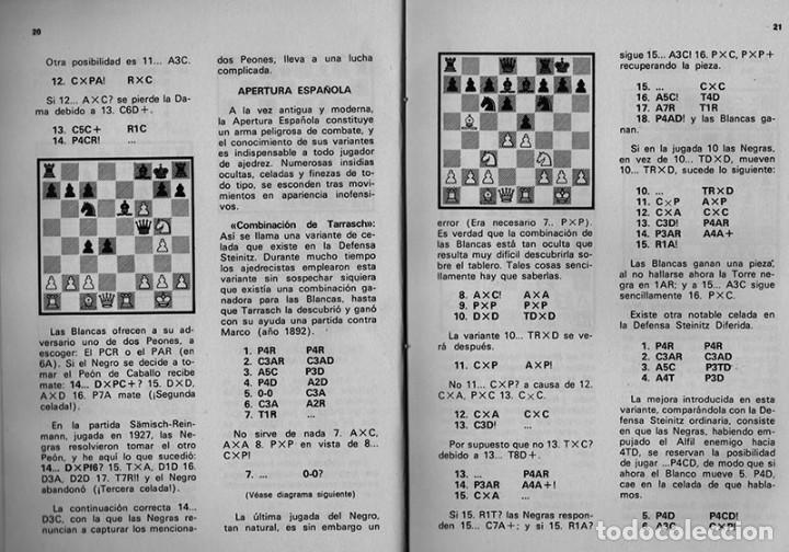 Coleccionismo deportivo: Libro Celadas en ajedrez. Envio gratis! - Foto 2 - 195534726