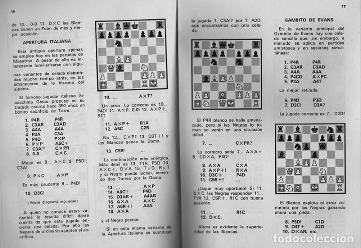Coleccionismo deportivo: Libro Celadas en ajedrez. Envio gratis! - Foto 3 - 195534726
