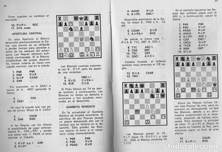 Coleccionismo deportivo: Libro Celadas en ajedrez. Envio gratis! - Foto 4 - 195534726