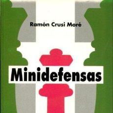 Coleccionismo deportivo: LIBRO AJEDREZ MINIDEFENSAS. ENVIO GRATIS. Lote 195534890