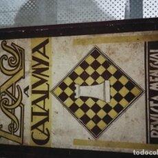 Coleccionismo deportivo: ELS ESCACS A CATALUNYA, AÑO 1931. REVISTA D'ESCACS. . Lote 197382072