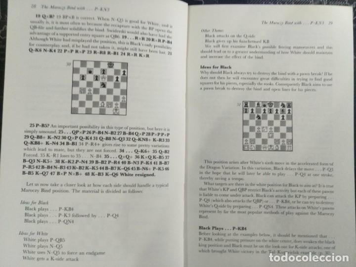 Coleccionismo deportivo: Libro ajedrez How to play The Sicilian Defence y envio gratis ! - Foto 3 - 197544918