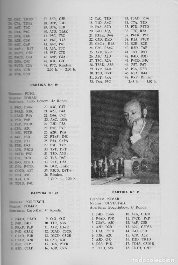 Coleccionismo deportivo: XIV Torneo Internacional de Ajedrez Costa del Sol - Foto 3 - 197813700