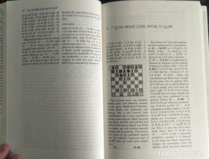 LIBRO AJEDREZ THE FRENCH DEFENCE MAIN LINE WINAWER (Coleccionismo Deportivo - Libros de Ajedrez)