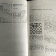 Coleccionismo deportivo: LIBRO AJEDREZ THE FRENCH DEFENCE MAIN LINE WINAWER. Lote 197838662
