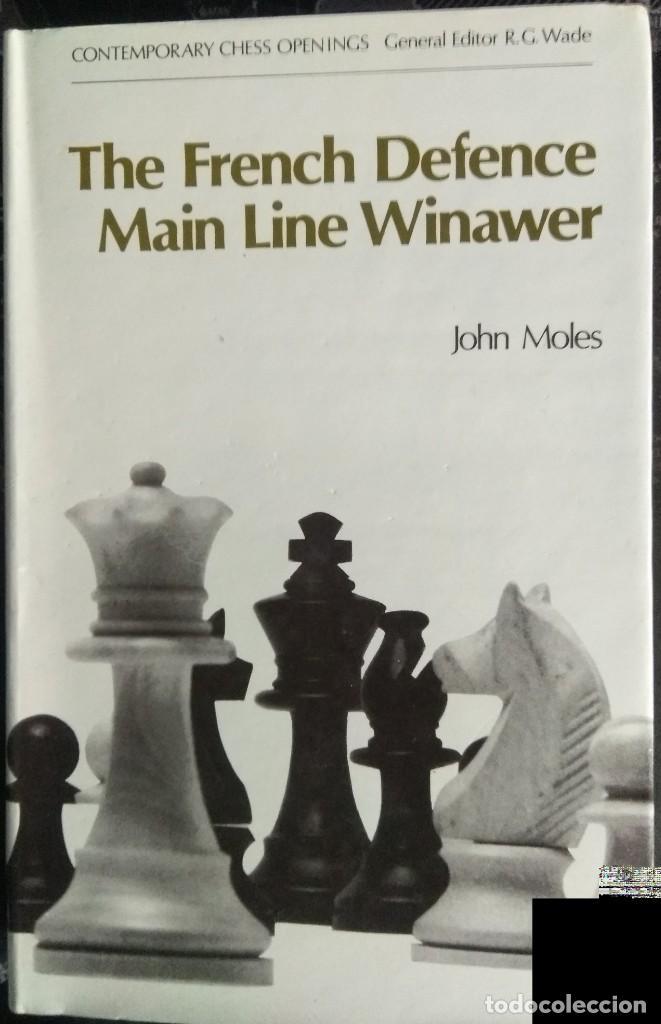 Coleccionismo deportivo: Libro ajedrez The French Defence Main Line Winawer - Foto 2 - 197838662