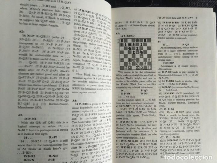 Coleccionismo deportivo: Libro ajedrez The French Defence Main Line Winawer - Foto 3 - 197838662