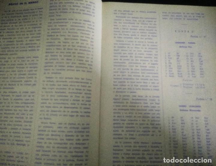 Coleccionismo deportivo: Libro ajedrez Palma de Mallorca 1969 - Foto 2 - 198026640