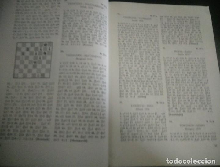 Coleccionismo deportivo: Sahovsky Informator 18 1975 - Foto 3 - 198027505