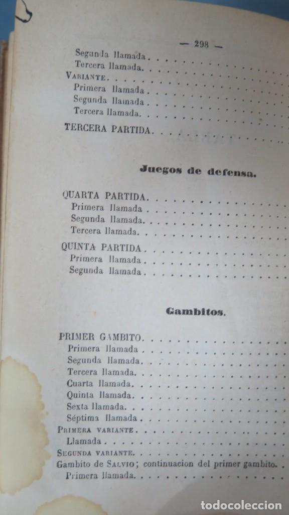 Coleccionismo deportivo: 1891.- ANALISIS DEL JUEGO DE AJEDREZ. FILIDOR - Foto 5 - 198418492