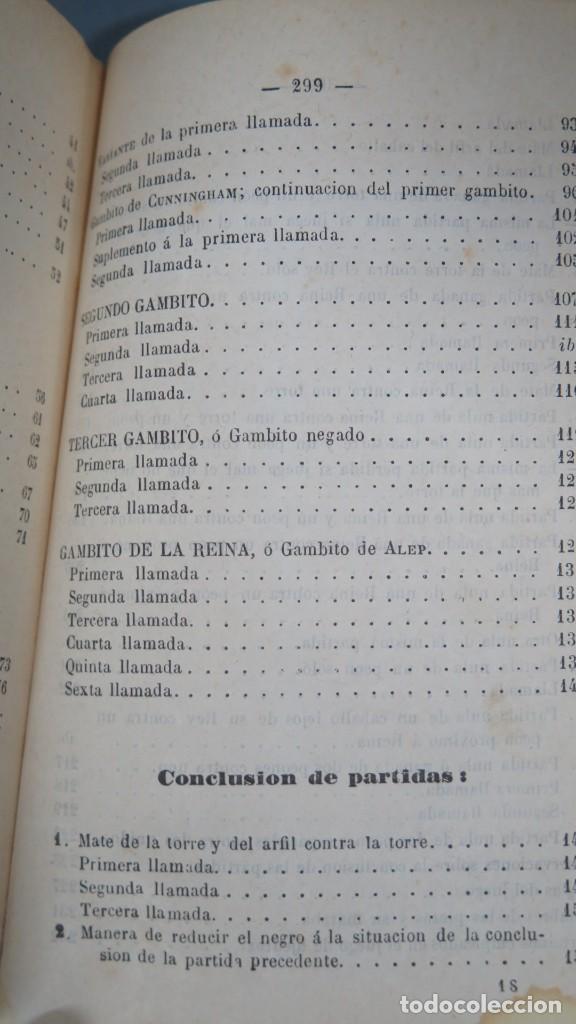 Coleccionismo deportivo: 1891.- ANALISIS DEL JUEGO DE AJEDREZ. FILIDOR - Foto 6 - 198418492