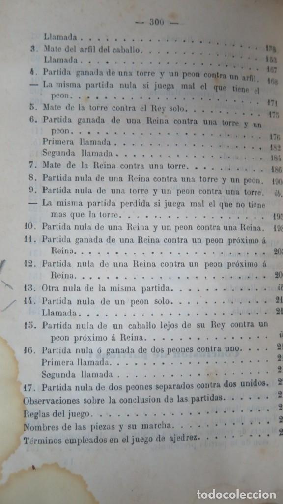 Coleccionismo deportivo: 1891.- ANALISIS DEL JUEGO DE AJEDREZ. FILIDOR - Foto 7 - 198418492