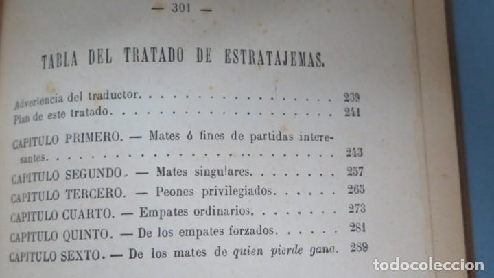 Coleccionismo deportivo: 1891.- ANALISIS DEL JUEGO DE AJEDREZ. FILIDOR - Foto 8 - 198418492