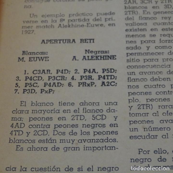 Coleccionismo deportivo: fundamentos del juego de posición por Max euwe.campeonato del mundo 1935-37. - Foto 2 - 199202242