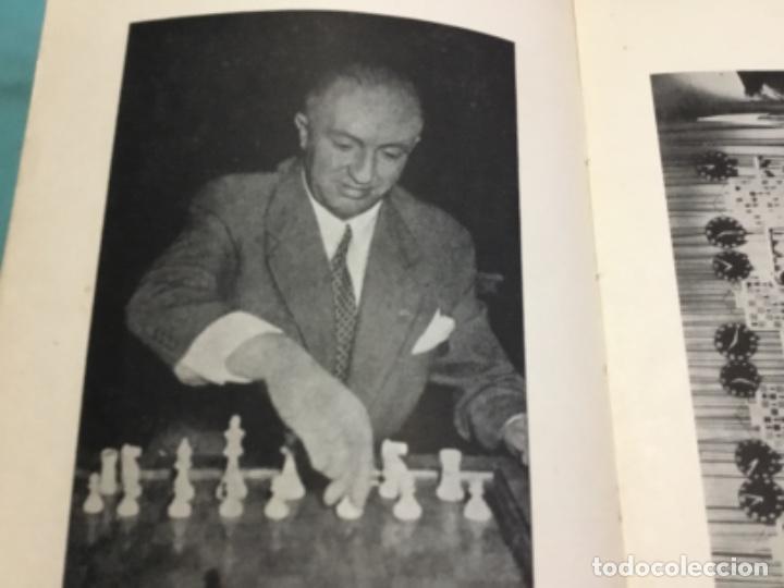 Coleccionismo deportivo: Los Angeles 1963.suplemento 5 revista ajedrez.torneo magistral.keres,petrosian,najdorf... - Foto 3 - 199249732