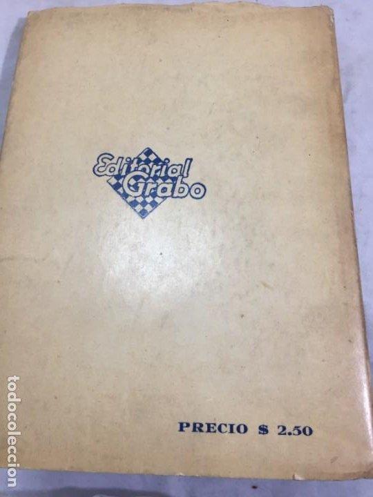 Coleccionismo deportivo: Combinación de temas en los problemas de ajedrez. Arnoldo ELLERMAN, Grabo, 1944. - Foto 13 - 199577241