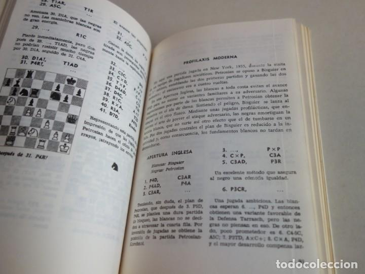 Coleccionismo deportivo: AJEDREZ.CHESS. AJEDREZ. EL AJEDREZ SUPERIOR. DE TIGRAN PETROSIAN. - Foto 3 - 199752342