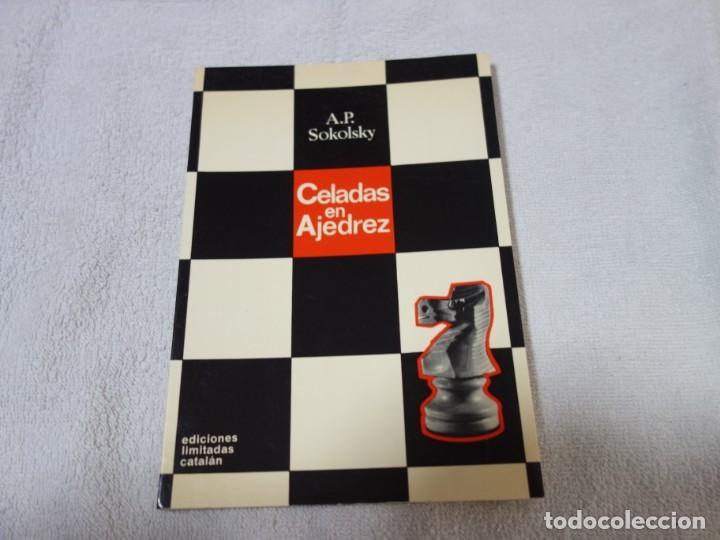 AJEDREZ.CHESS. A.P SOKOLSKY. CELADAS EN AJEDREZ. (Coleccionismo Deportivo - Libros de Ajedrez)
