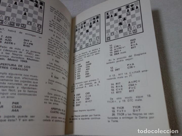 Coleccionismo deportivo: AJEDREZ.CHESS. A.P SOKOLSKY. CELADAS EN AJEDREZ. - Foto 3 - 202648592