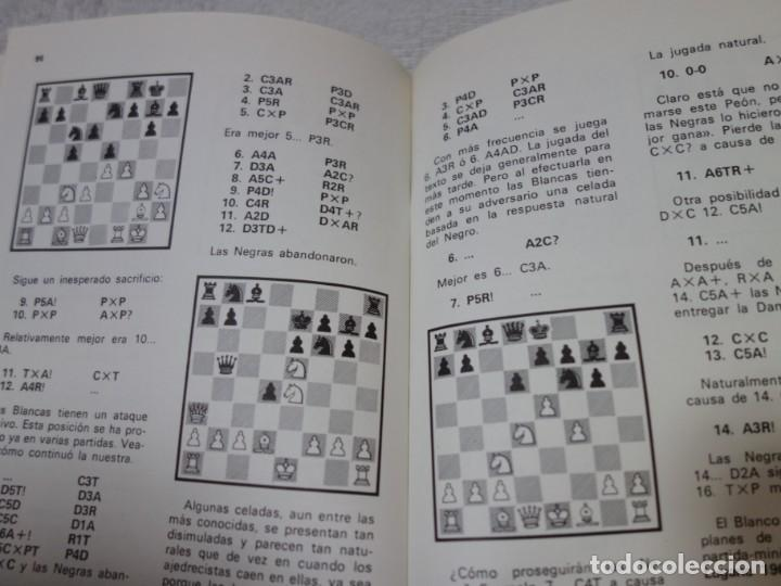 Coleccionismo deportivo: AJEDREZ.CHESS. A.P SOKOLSKY. CELADAS EN AJEDREZ. - Foto 6 - 202648592