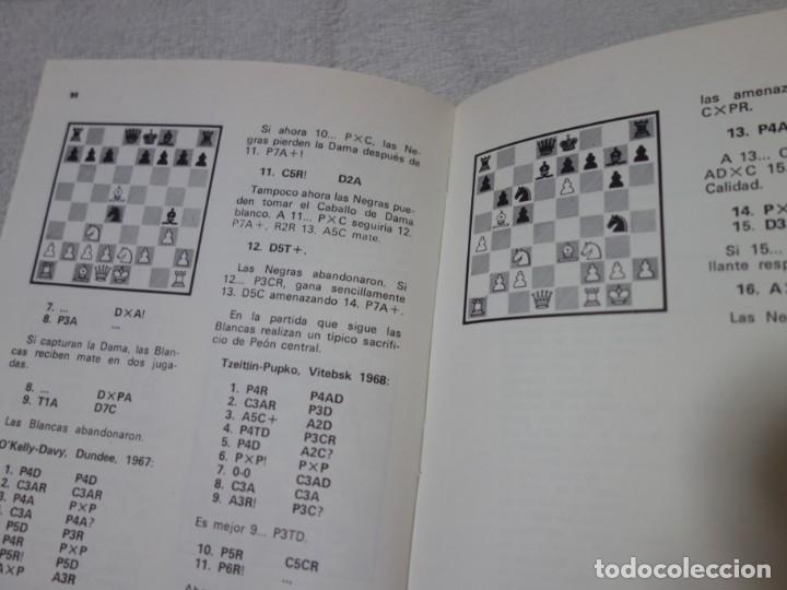 Coleccionismo deportivo: AJEDREZ.CHESS. A.P SOKOLSKY. CELADAS EN AJEDREZ. - Foto 7 - 202648592