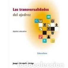 Coleccionismo deportivo: CHESS. LAS TRANSVERSALIDADES DEL AJEDREZ - JOAQUÍN FERNÁNDEZ AMIGO. Lote 206580912