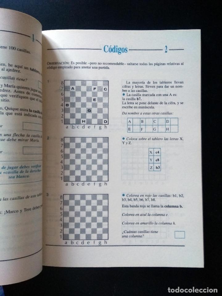 Coleccionismo deportivo: Biblioteca de iniciación al ajedrez. Juega, analiza, gana | Gonneau, Patrick | Martínez Roca 1990 - Foto 6 - 206834995