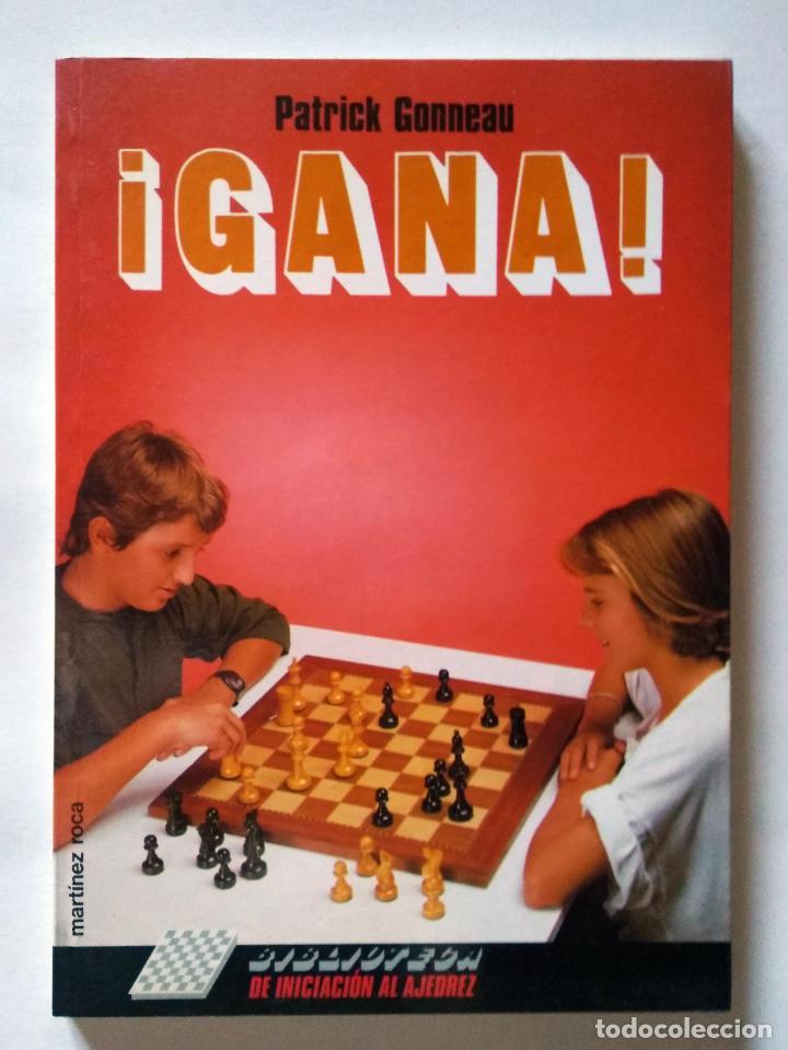 Coleccionismo deportivo: Biblioteca de iniciación al ajedrez. Juega, analiza, gana | Gonneau, Patrick | Martínez Roca 1990 - Foto 11 - 206834995