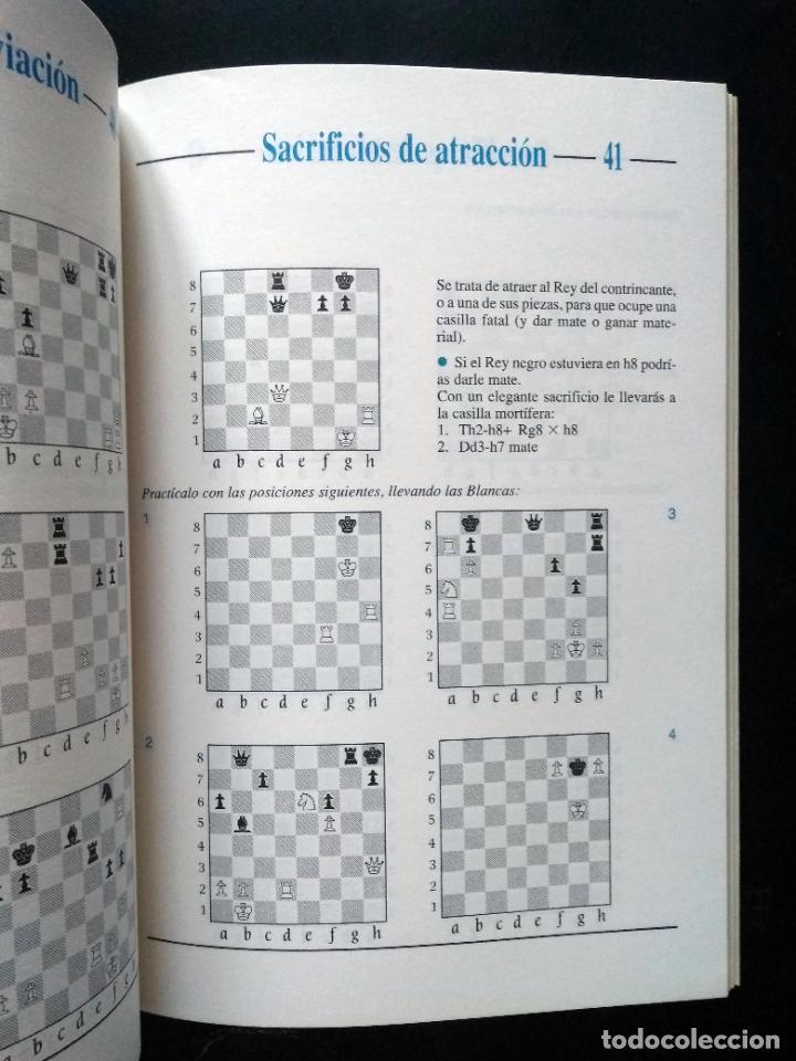 Coleccionismo deportivo: Biblioteca de iniciación al ajedrez. Juega, analiza, gana | Gonneau, Patrick | Martínez Roca 1990 - Foto 14 - 206834995