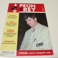 Coleccionismo deportivo: AJEDREZ.CHESS. PEÓN DE REY Nº 23 AÑO OCT 2003. Lote 209297723