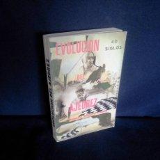 Coleccionismo deportivo: GABRIEL VICENTE MAURA - EVOLUCION DEL AJEDREZ (40 SIGLOS) - RICARDO AGUILERA EDITOR 1980 - DIFICIL. Lote 210114995