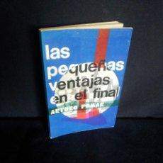 Coleccionismo deportivo: ARTURO POMAR - LAS PEQUEÑAS VENTAJAS EN EL FINAL - RICARDO AGUILERA 1972. Lote 210117057