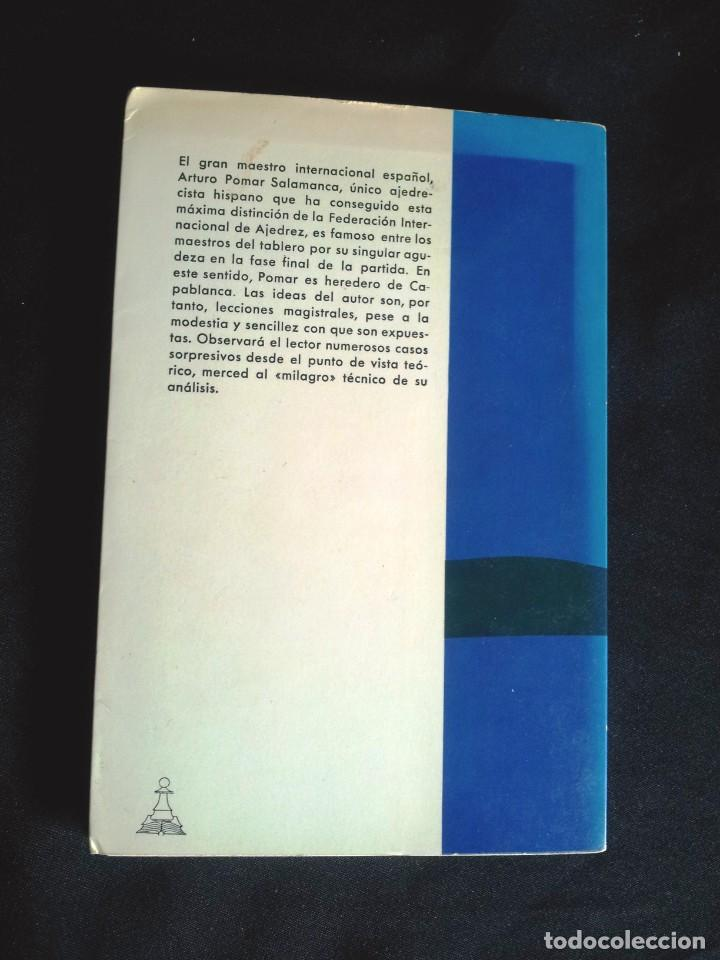 Coleccionismo deportivo: ARTURO POMAR - LAS PEQUEÑAS VENTAJAS EN EL FINAL - RICARDO AGUILERA 1972 - Foto 2 - 210117057